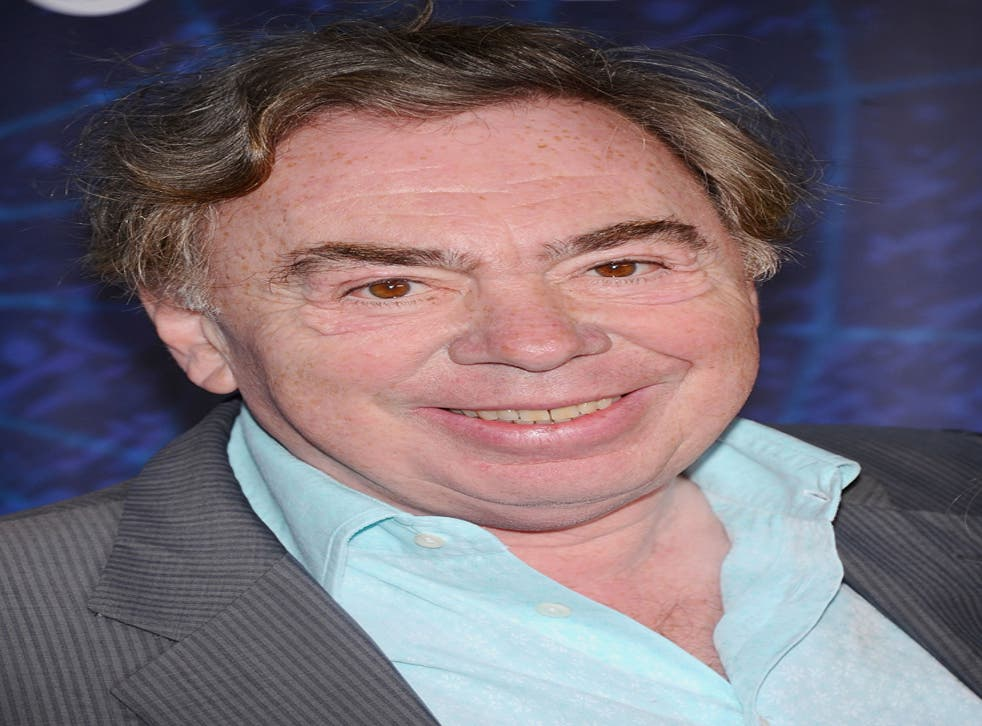 Lord Andrew Lloyd Webber urges the Government to take arts investment seriously