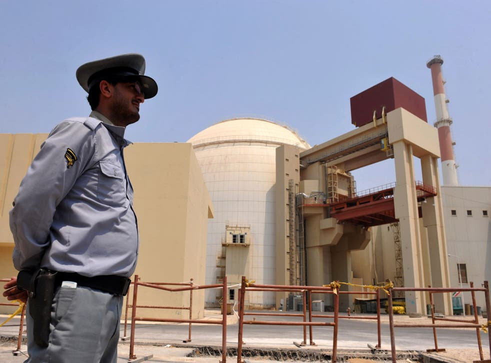 Beyond the revolution: Bushehr nuclear power plant, southern Iran