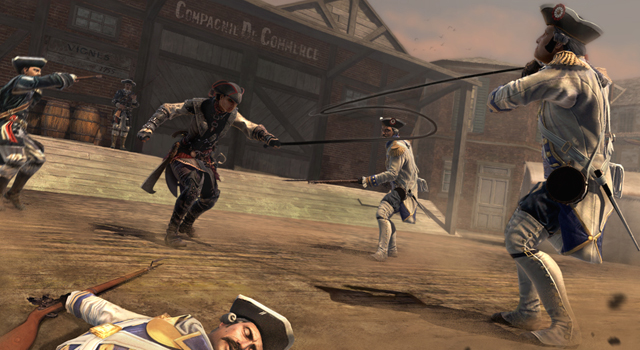 Assassin S Creed 3 Liberation Story Trailer Released The