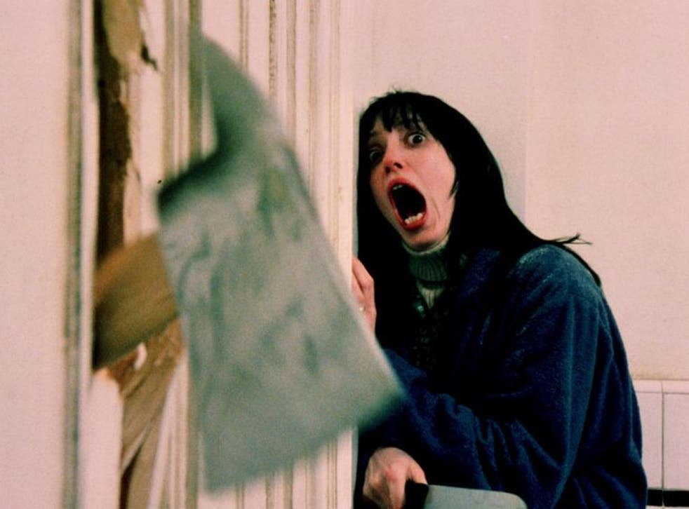 Shelley Duvall in 'The Shining' – a film that exerts a strangely intense hold over its fans