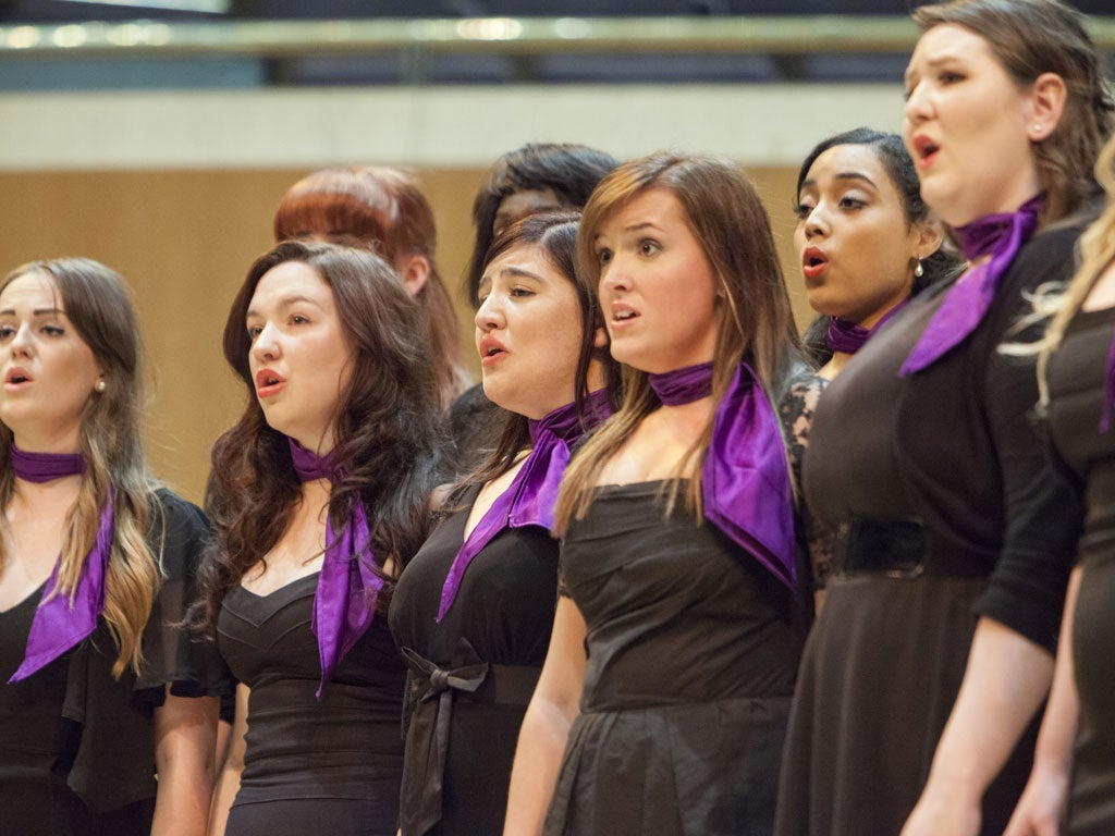 Sing up! The rise of the choir | The Independent