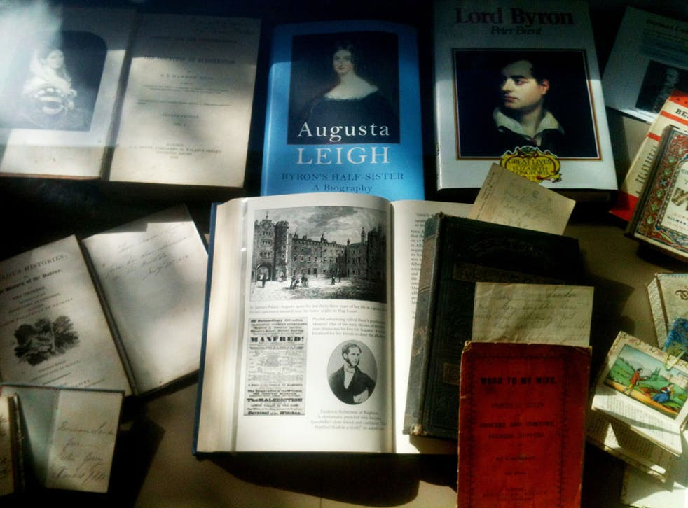 'Such a find': A selection of the books inscribed by Augusta Leigh and given to the Harewood House shop