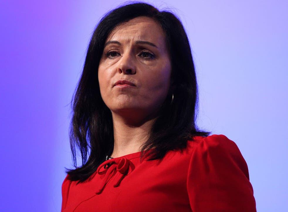 Caroline Flint, Shadow Energy Secretary said it looks like people are saying 'no deal'