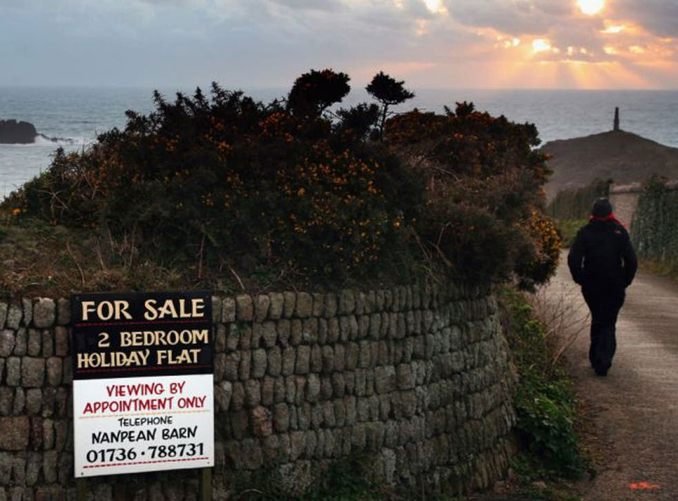 The increase in ownership of holiday homes, particularly in seaside resorts, is pricing local people out of the housing market. In some areas, up to half the properties are second homes