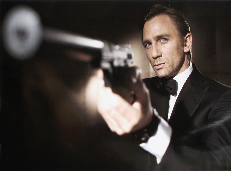 Daniel Craig as Bond in 'Skyfall'