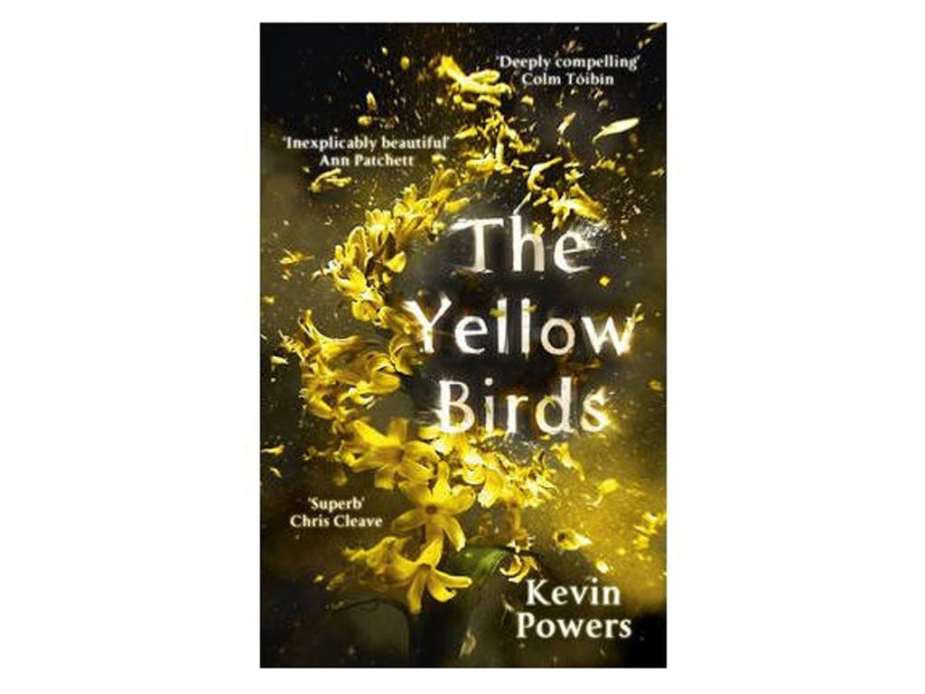 an analyis of the harsh reality of war in the yellow birds by kevin powers Kevin powers' the yellow birds jumps into the the yellow birds jumps into the iraq war his story a rarely matched dose of reality.