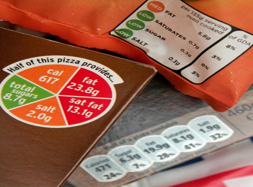 The 'traffic light' system will replace the various labels that are already in place
