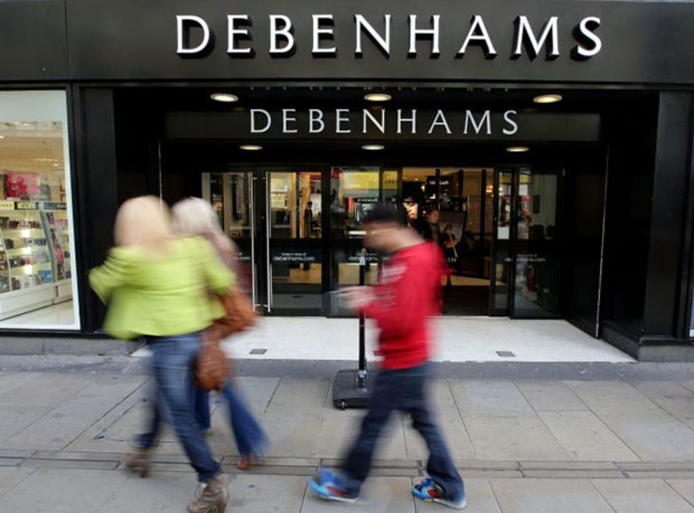 <p>Frasers says a cap on business rates relief made it 'nearly impossible' to take on Debenhams' former stores</p>