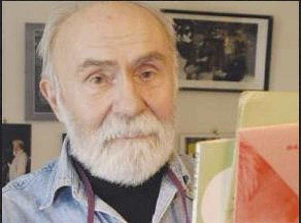 Richard William McBride, poet and writer
