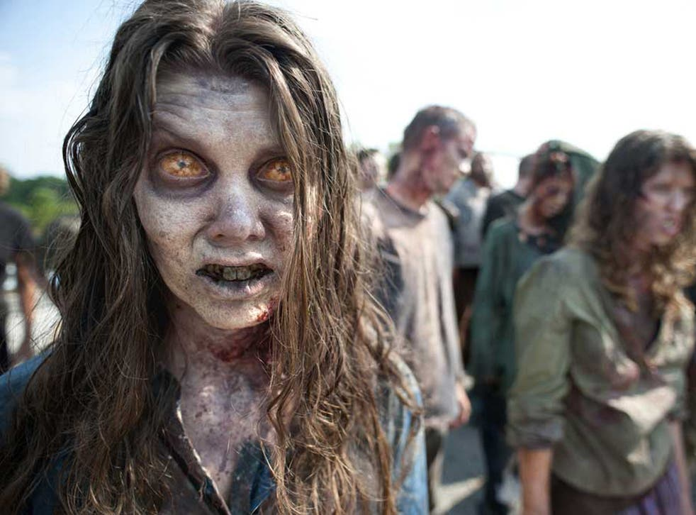 <p>Nostradamus said that 2021 will be the year of the zombie apocalypse   </p>