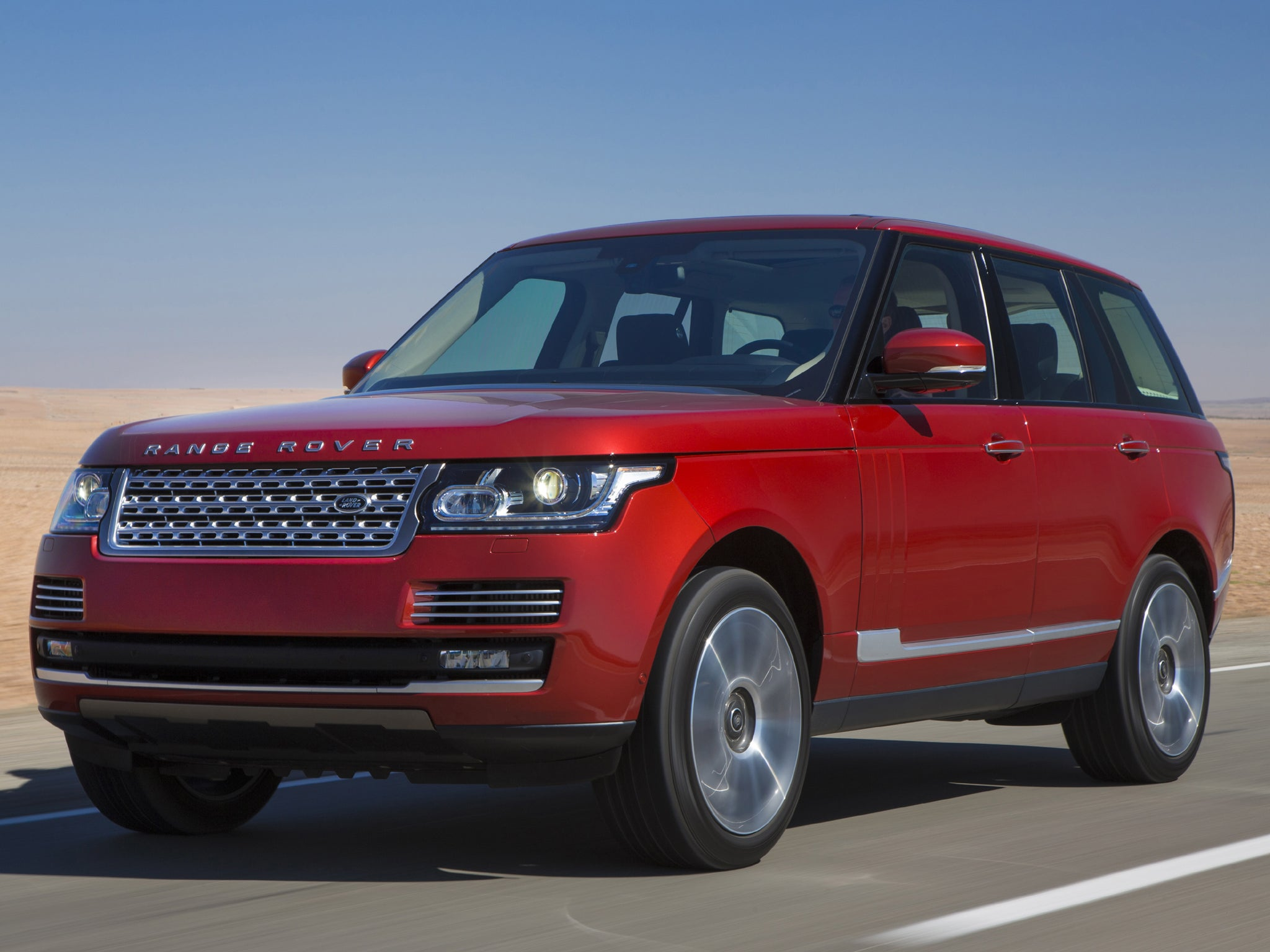 Range Rover Sdv8 Autobiography First Drive The Independent Throttle Position Sensor