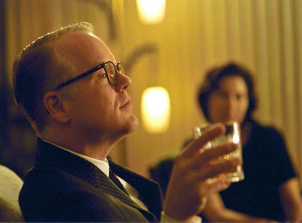 Hoffman's Oscar-winning role in 'Capote'