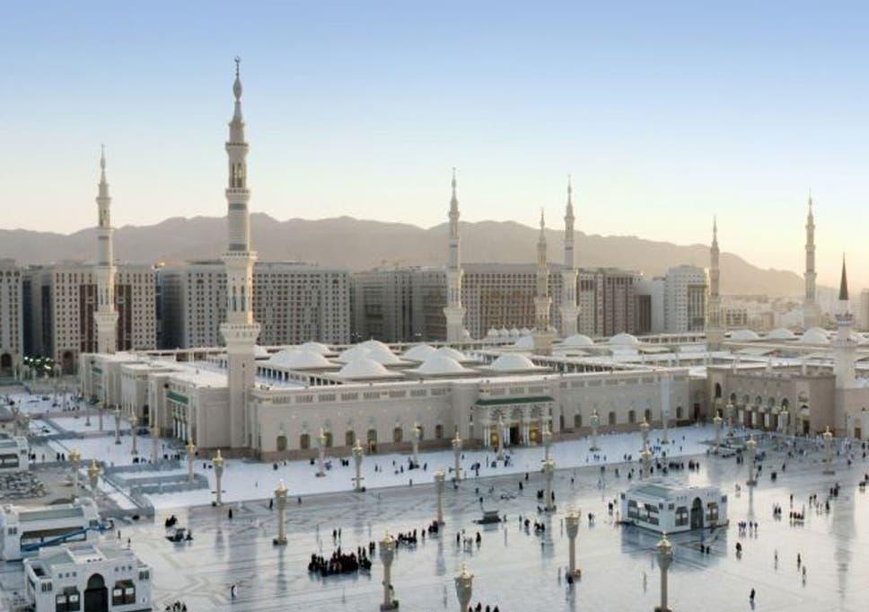Medina Saudis Take A Bulldozer To Islams History The Independent