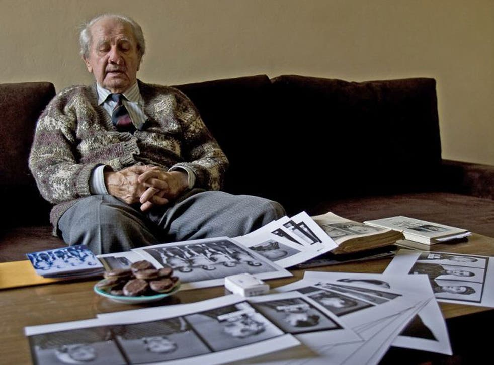 Wilhelm Brasse: A photographer  in Auschwitz