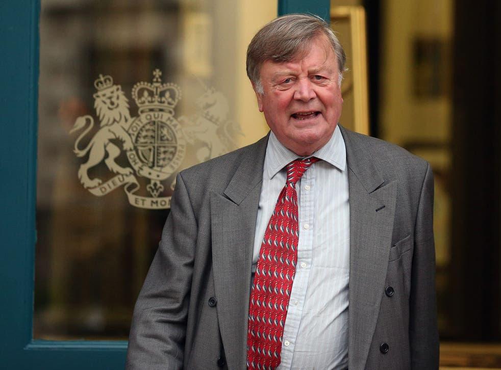 Former justice secretary Ken Clarke is strongly pro-European