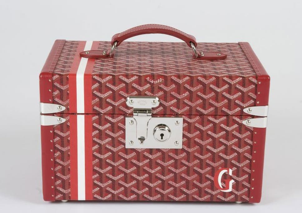 5f873b54aed How 225-year-old Goyard luggage became hip-hop s favourite luxury ...
