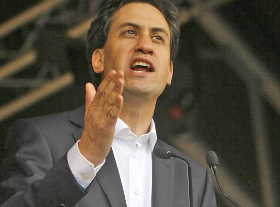 Ed Miliband set up 19 policy review groups after becoming Labour leader in September 2010