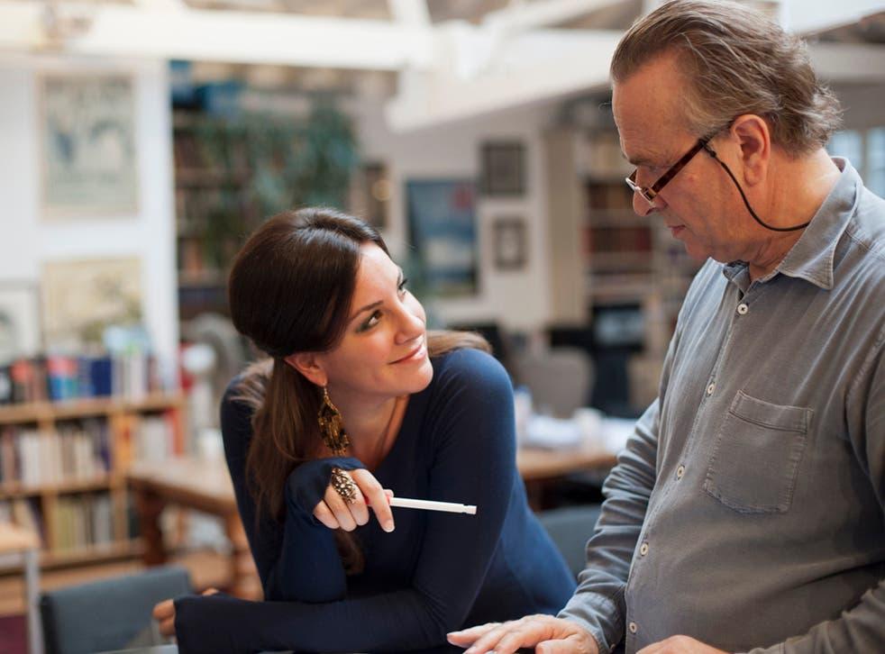 Joyce El-Khoury & Mark Elder