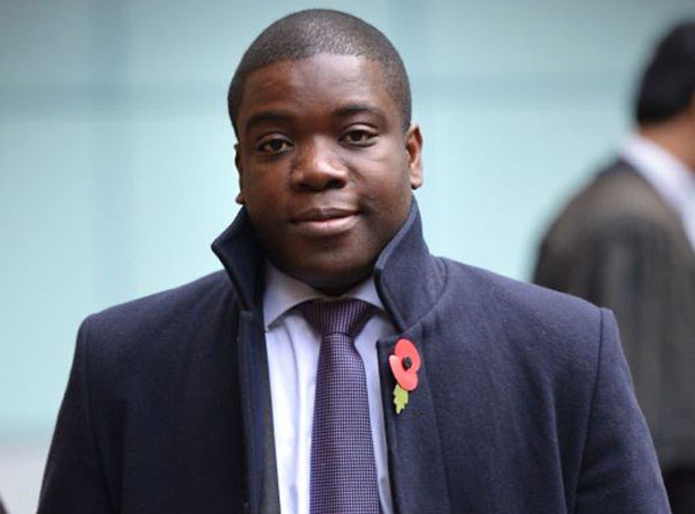 Former UBS bank trader Kweku Adoboli