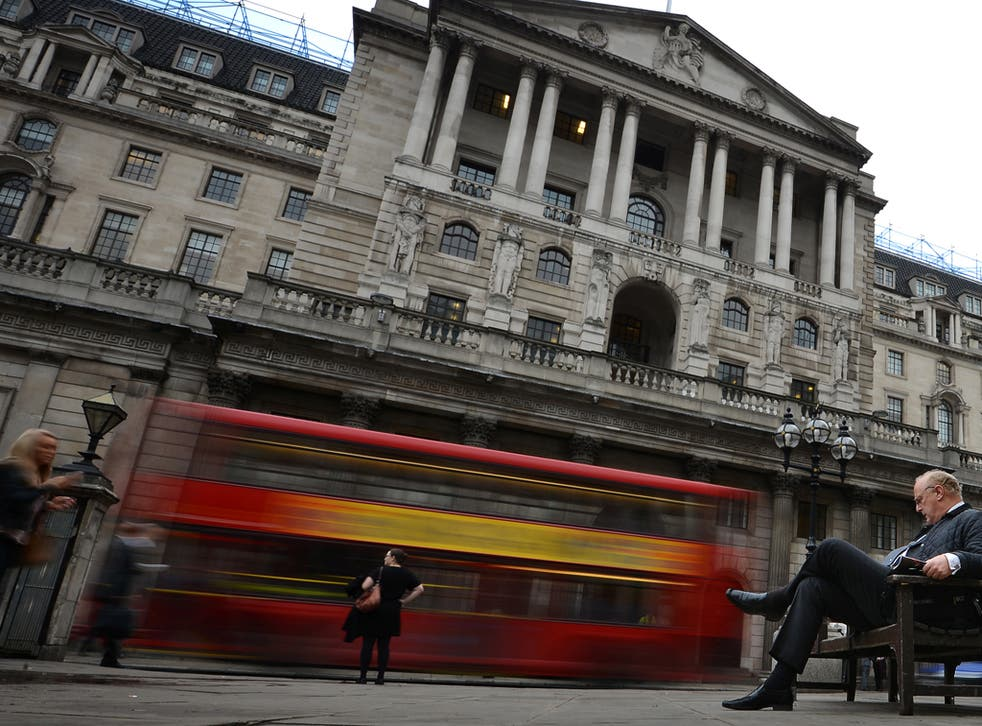 The Bank's Monetary Policy Committee voted 9-0 to keep rates on hold