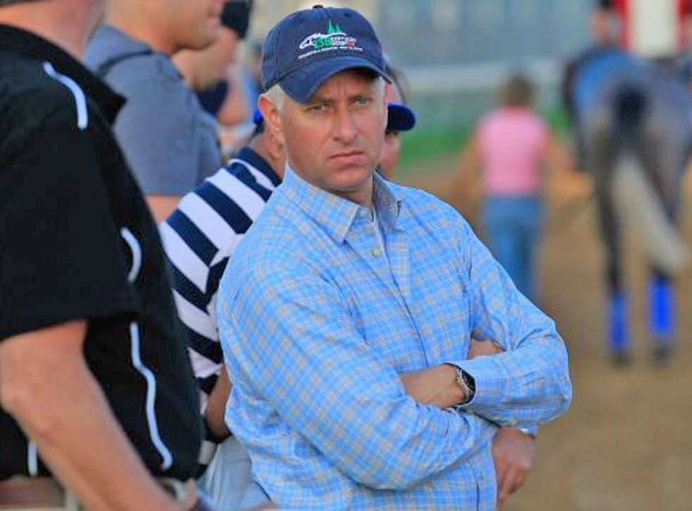 New York-based Todd Pletcher's runners have been grounded