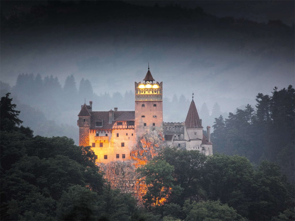 Transylvania Count On Dracula The Independent