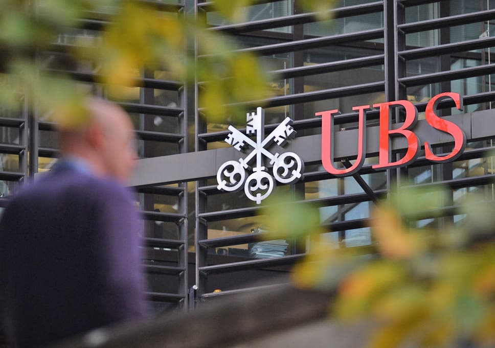 Swiss heads roll: the demise of UBS | The Independent