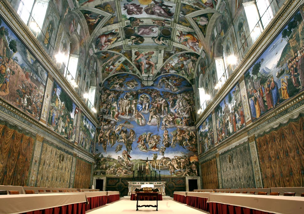 Still Fresco At 500 Today Marks Five Centuries Of The