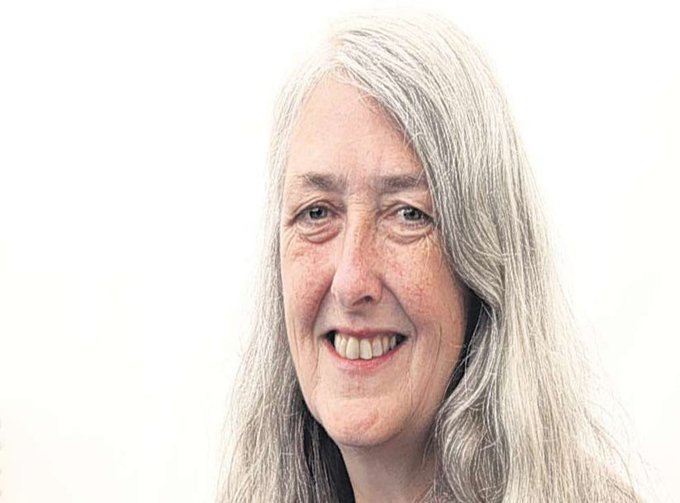Mary Beard, classics professor and TV presenter