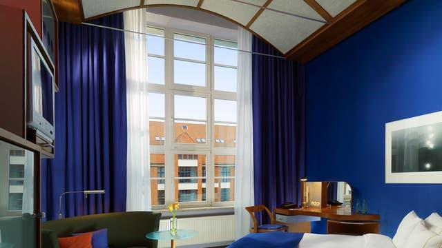 The blues: Sheraton Hannover Pelikan Hotel