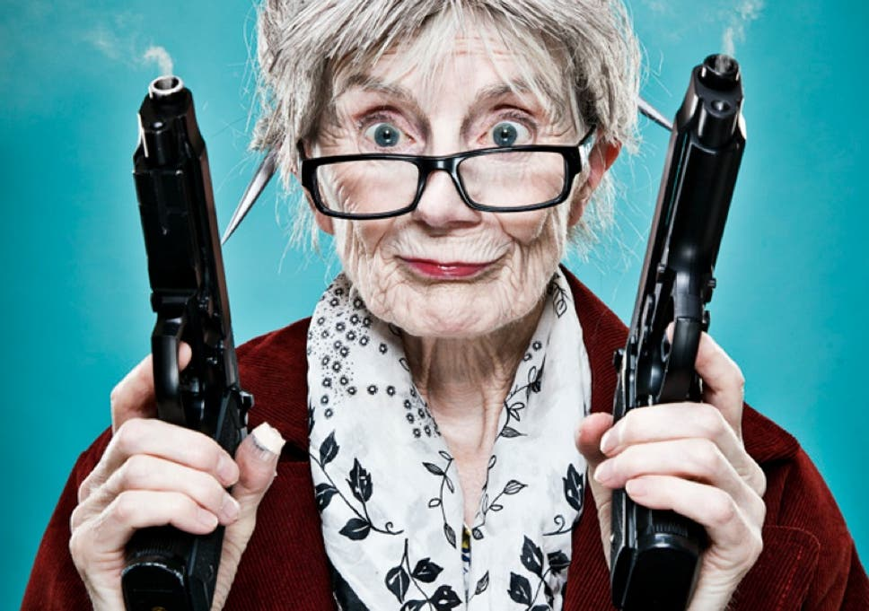 Kung fu granny: Retired British midwife, 79, makes Hollywood