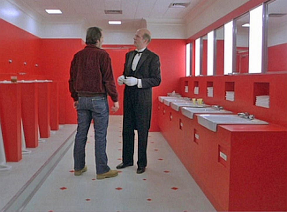 'The Shining' - Jack Nicholson, Philip Stone, 1980