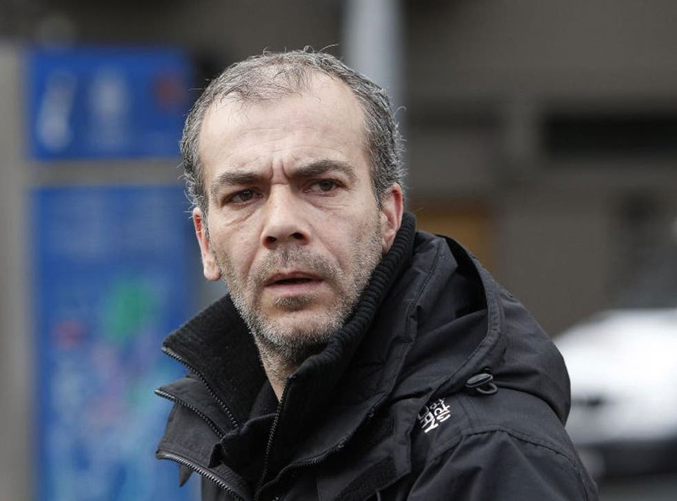 Colin Duffy was arrested yesterday by police