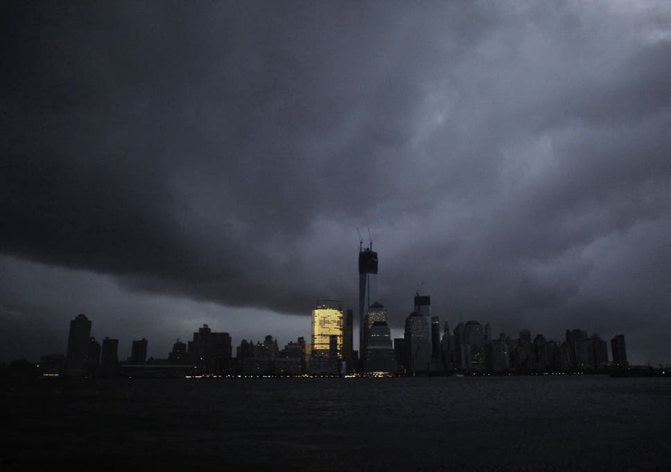 Superstorm' climate shift can happen within decades not centuries