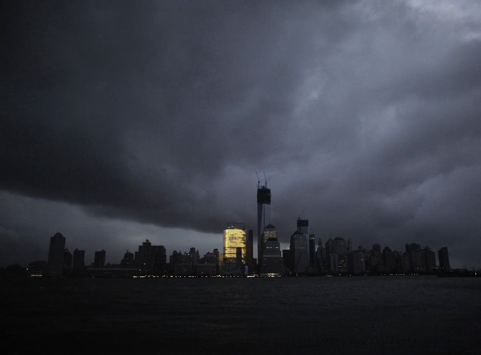 Superstorm Sandy was one of the most destructive hurricanes in US history
