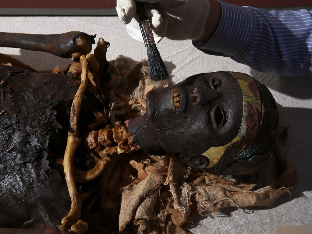 The Curse Of King Tuts Tomb Torrent: How Tourism Cursed Tomb Of King Tut