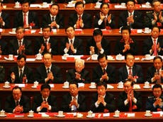 Chinese Communist Party cracks down on religion