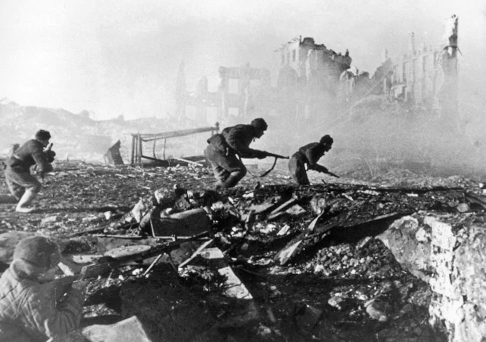 Revealed: The forgotten secrets of Stalingrad | The Independent