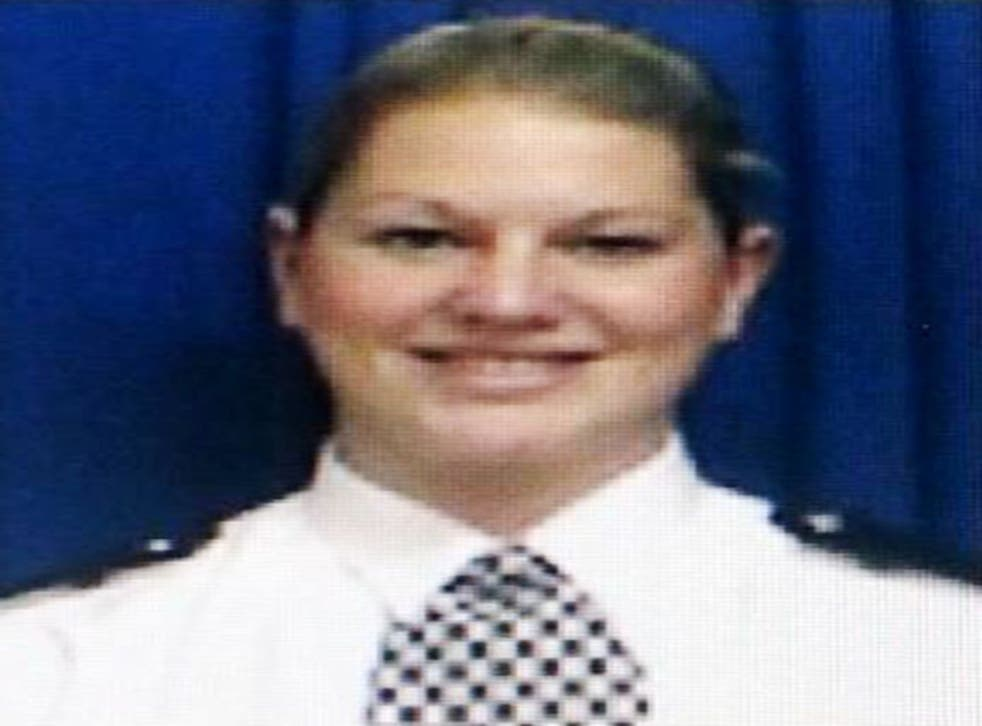 Undated handout photo issued by the Metropolitan Police of Detective Constable Adele Cashman, 30, a response team officer based at Kentish Town police station, who collapsed and died yesterday whilst chasing a phone thief