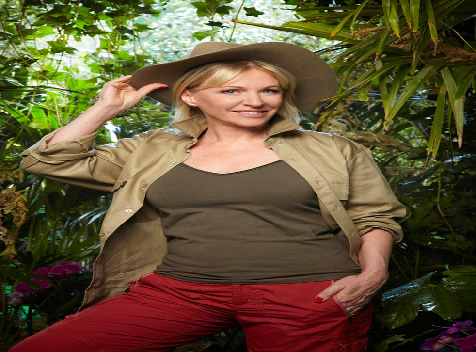 Bedfordshire MP Nadine Dorries, one of this year's contestants in the ITV1's I'm A Celebrity...Get Me Out Of Here