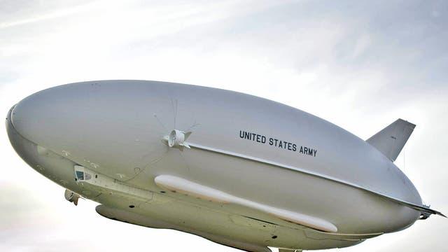 Float on: the US Army's Long Endurance Multi-Intelligence Vehicle
