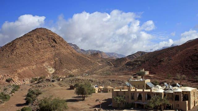 Chic, not bling: Feynan Ecolodge rises in the desert