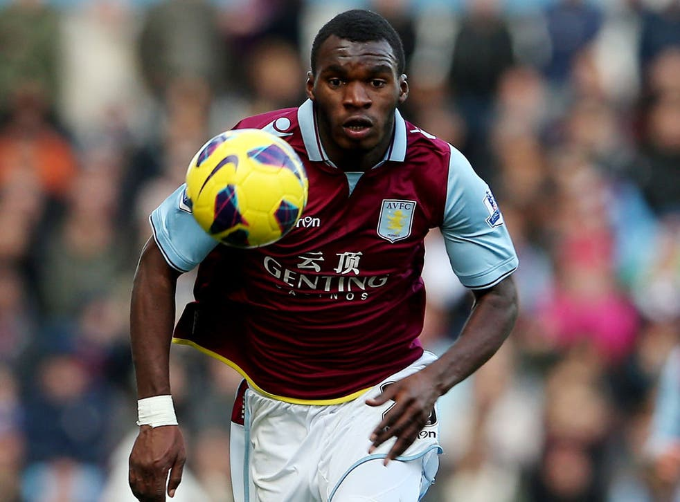 Christian Benteke has scored three goals in his last three matches for Aston Villa