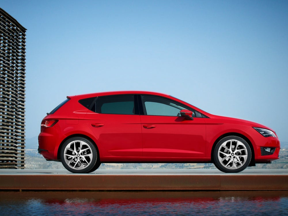 seat leon fr 2.0 tdi (184 ps) (2013) - first drive | the independent