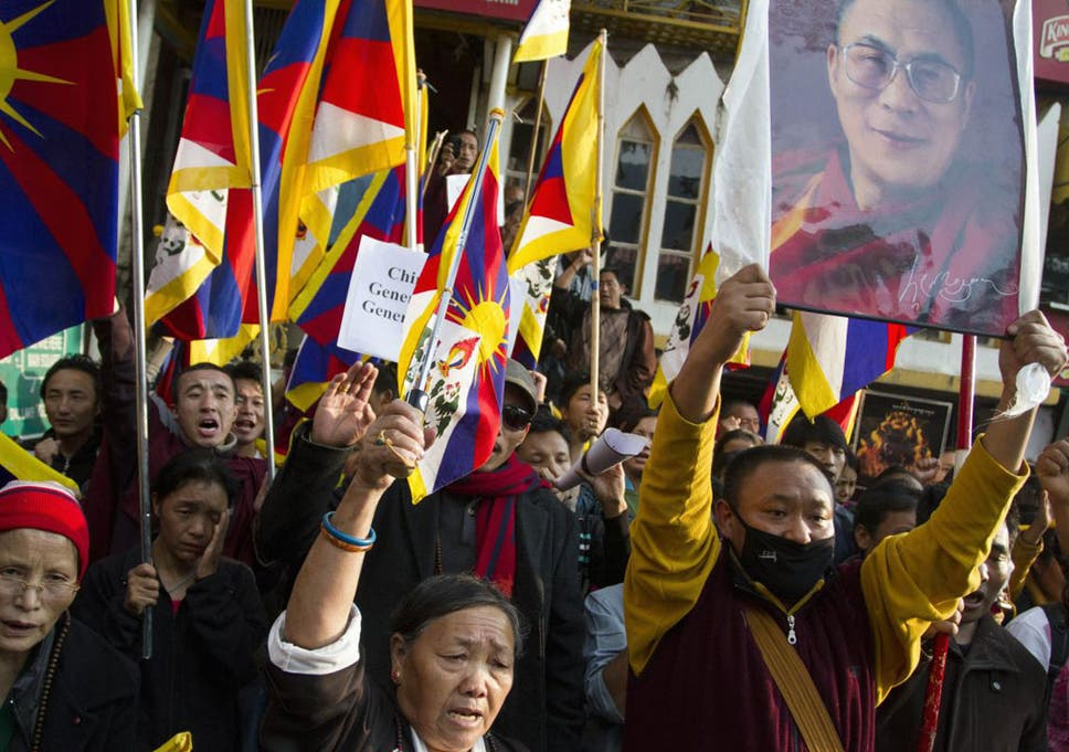 the tibetan government in exile rmer stephanie