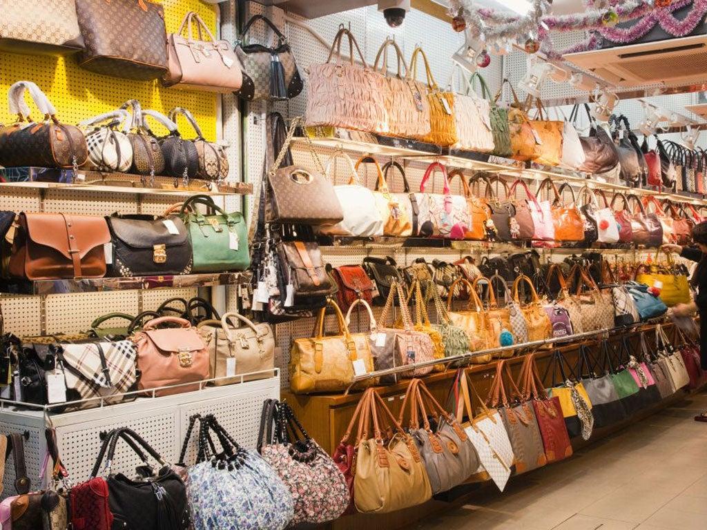 Far East fakes: The burgeoning underworld of counterfeit goods