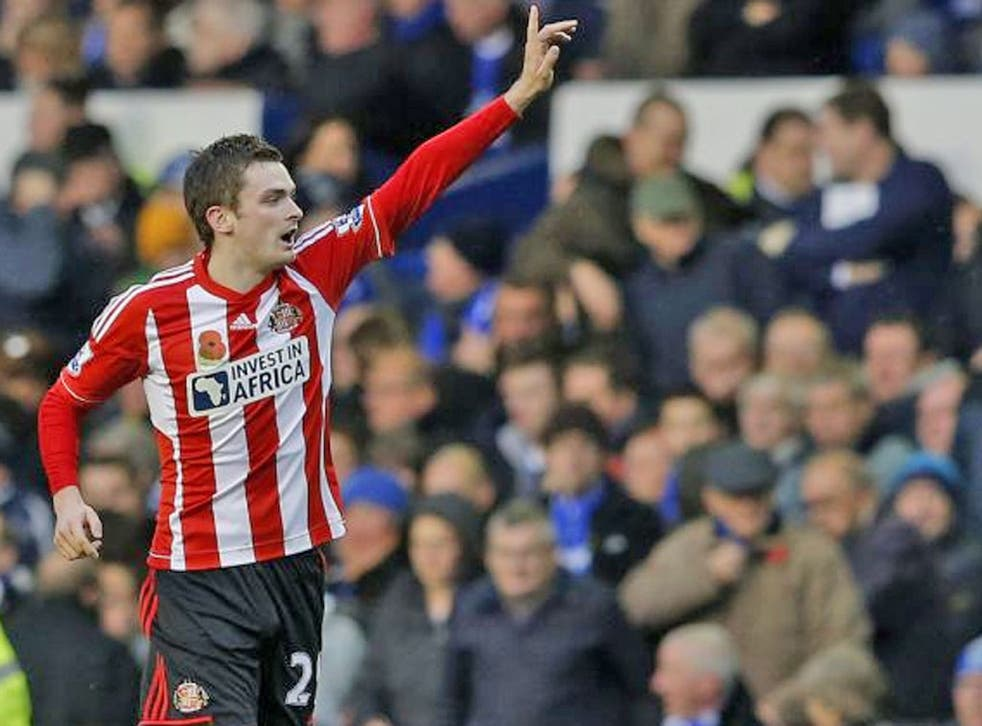 Sunderland's Adam Johnson was being sucked in by 'the streets' not long ago