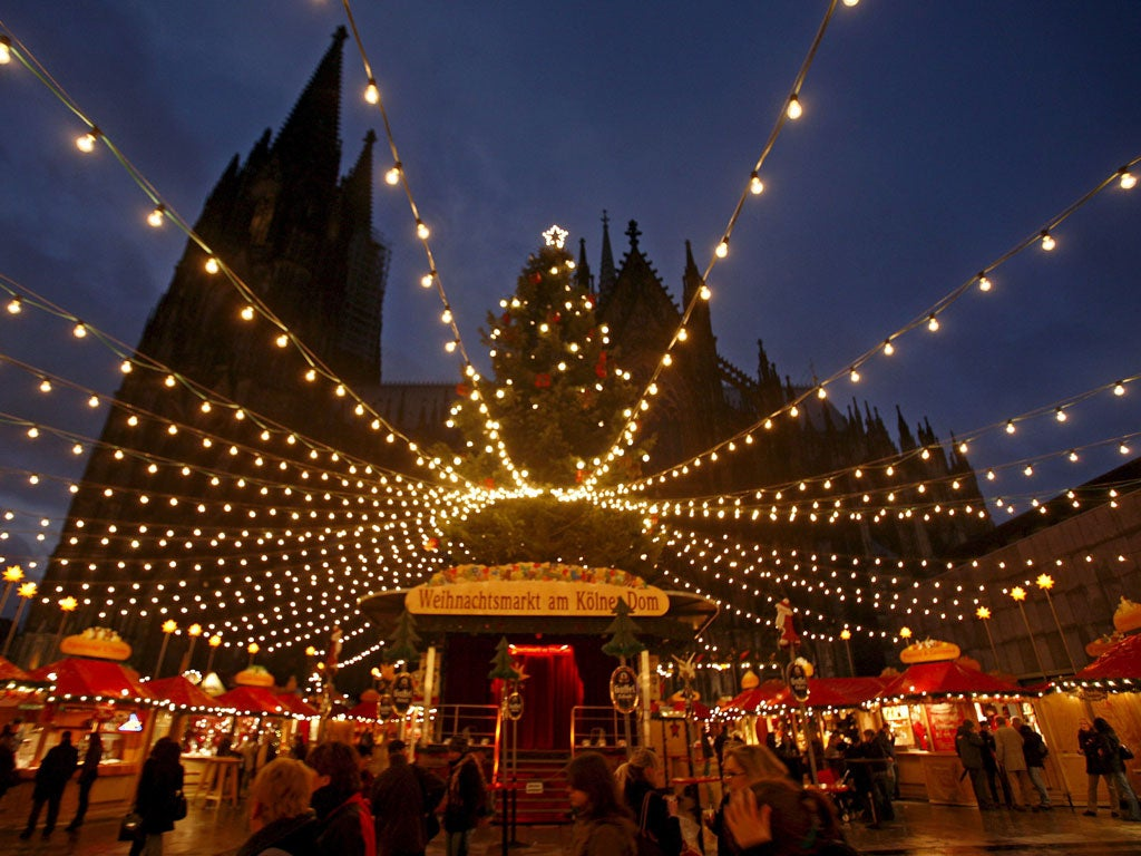 German Christmas markets: Seasonal shopping at its finest | The ...