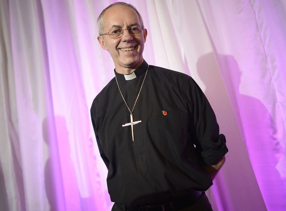 Right Reverend Justin Welby will demand that legislation is redrafted to shame banks into lending more money to poorer regions.