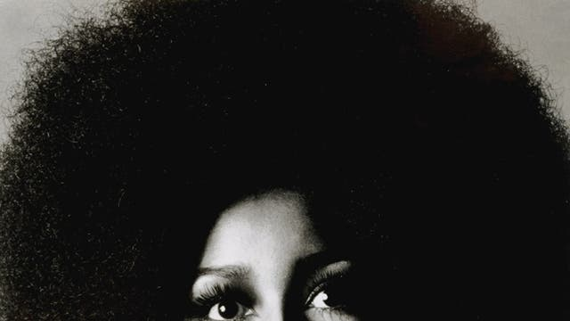 """This 1969 portrait  made available by Sotheby's  Saturday Nov. 10, 2012 shows American-born singer Marsha Hunt. Handwritten letters from Rolling Stones frontman Mick Jagger to his former lover Marsha Hunt will be auctioned in London next month. Hunt is an American-born singer who was the inspiration for the Stones' 1971 hit """"Brown Sugar"""" and bore Jagger's first child."""